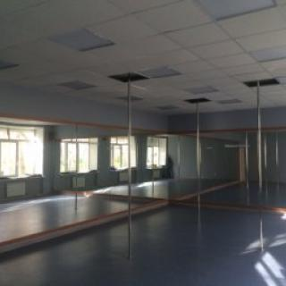 Ремонт фитнес зала